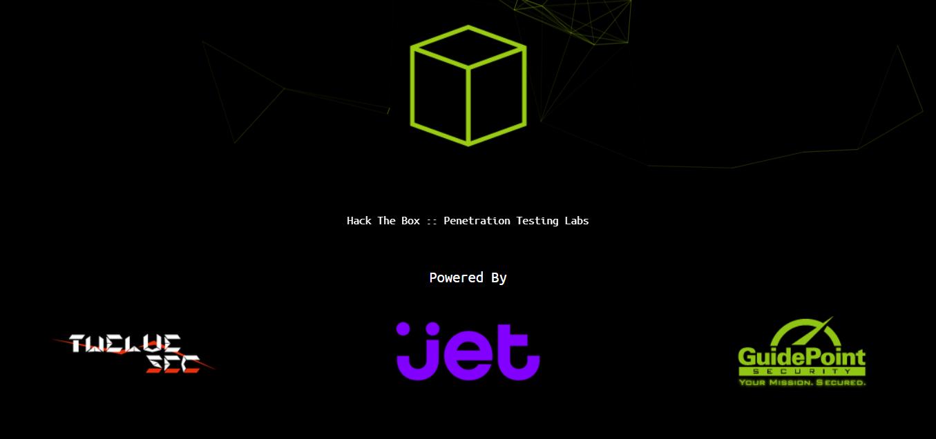 HTB – invite code